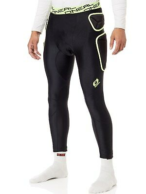 Oneal Lime-Black 2018 Trail MX Protection Pants