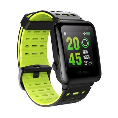 NEW WLOOP GPS Smart Sports Watch Running Fitness Tracker Activity Apple Android