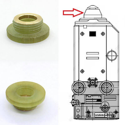 1 x Nozzle Holder for DNE BYSTRONIC Laser Cutting Machine