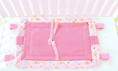 Deluxe Baby Infant Changing Pad Diaper Nappy Changer Waterproof Changing Pad