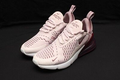 finest selection b7a4e 1208c Nike Womens Air Max 270 Barely Rose-Vintage White Ah6789-601
