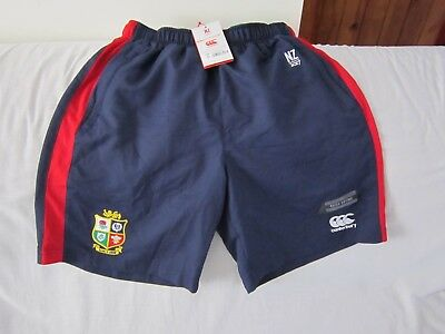British Lions Bnwt 2017 Nz Tour Shorts Size Small