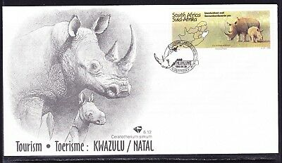 South Africa 1995 Tourism Natal First Day Cover #6.12