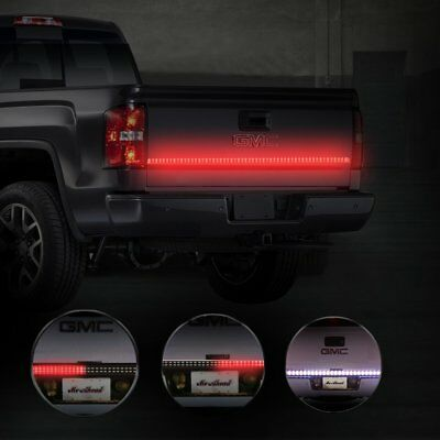 60 Inch LED Truck Tailgate Light Bar Strip Red White for SUV RV RAM Ford GMC SUV