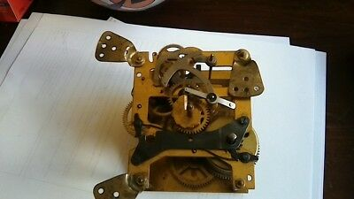 Haller twin train movement 12cm incomplete parts only