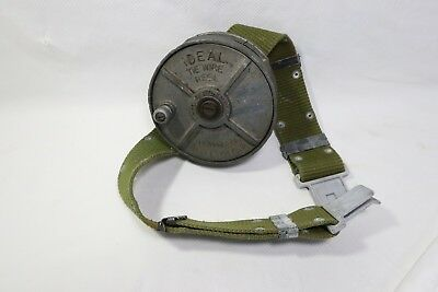 VINTAGE IDEAL MODEL 70 Aluminum Tie Wire Reel With Belt Paducah ...