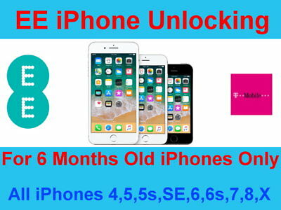 Ee Iphone Unlocking Fast Service Tmobile Unlock Code