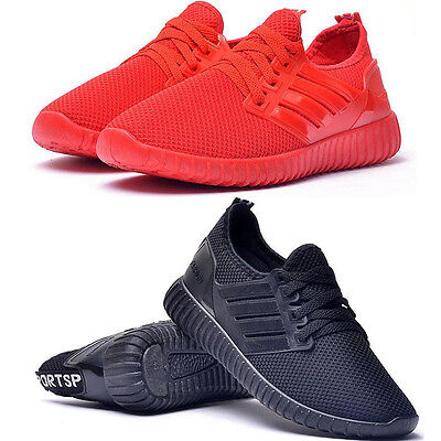 Men's Sports Shoes Athletic Outdoor Casual Sneakers Running Training Breathable