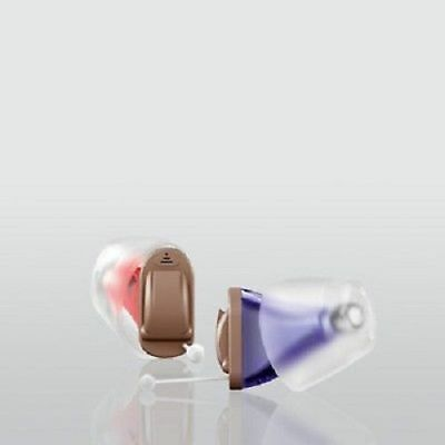 Rexton INOX 5 Click-Fit TruCore-8 Channel Hearing Aid WITH WARRANTY FAST DEL