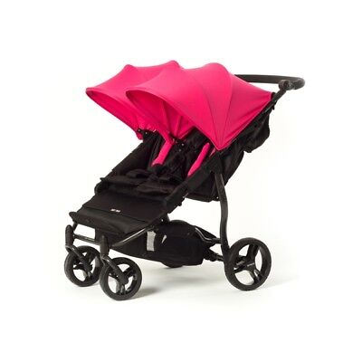 Baby Monsters Silla Gemelar Easy Twin 2 Color Fucsia