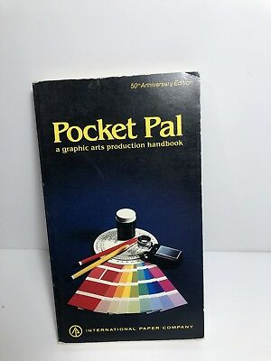 Pocket Pal A Graphic Arts Production Handbook 50Th Anniversary Edition