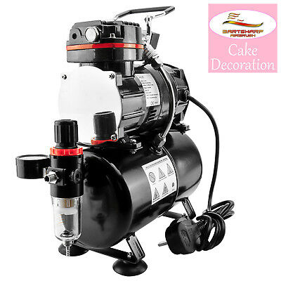 Airbrush Compressor For Cake Airbrush Kit Airbrush For Cake Decoration TC88T