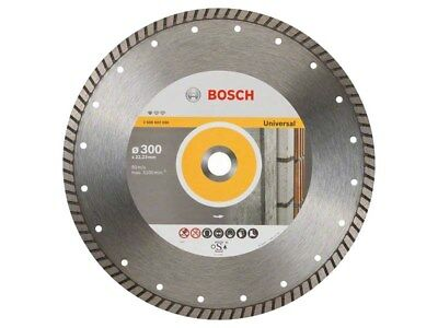 Bosch 2608602696 Diamond Cutting Disc Professional for Universal 300mm x 22/23mm