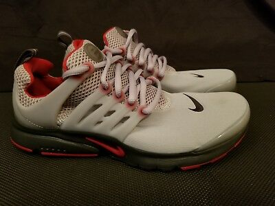 new product 74d3e 75767 Nike Air Presto GS 833875-007 Gym Red Gray Shoes Women s Sz 8.5 Youth