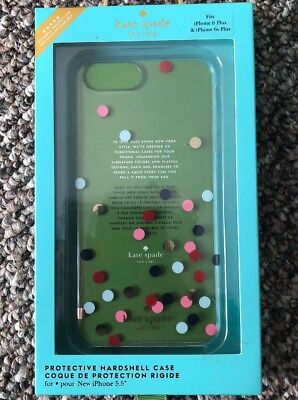 Kate Spade New York Apple Iphone 7 Plus Flexible Hardshell Case New