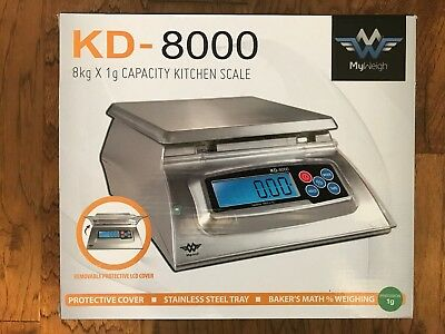 Kitchen Scale  KD8000 Scale by My Weigh