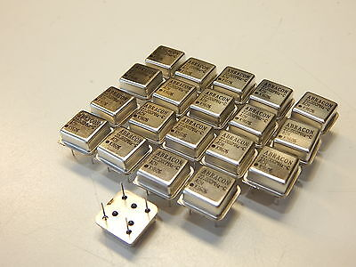 Abracon Ach-22.000Mhz Crystal Oscillator 4 Pin 22 Mhz - You Get 20 Pieces