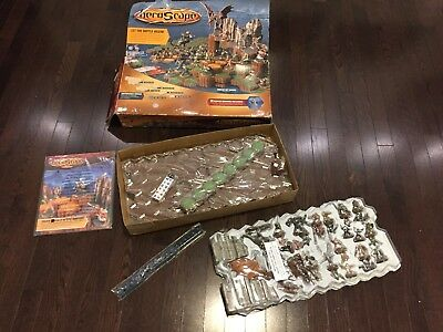 New! HeroScape The Battle Of All Time Master Set Rise Of The Valkyrie