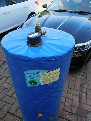 COPPER CYLINDER Hot Water Tank indirect 1050 x 400 - £50.00 ...