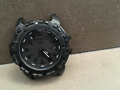 Luminox Colormark steel 44 mm blackout