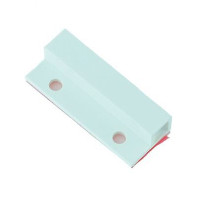 S1684C LMSM White Rectangular Replacement Magnet for Proximity Sensors