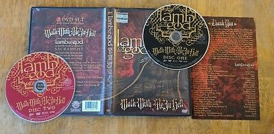 Lamb of God Walk With Me In Hell DVD - 2x Disc Set - $3 S/H!