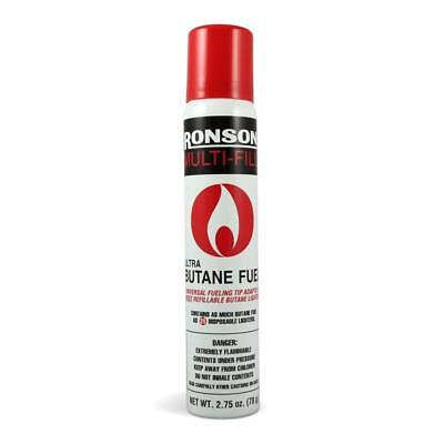 Ronson Multi-Fill Ultra Butane Fuel 2.75oz. (78g)