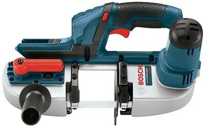 Bosch Band Saw Portable 18V L-Ion Cordless Electric Compact LED Light Tool Only