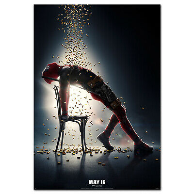 Dead Pool 2 Movie Poster - Official Print - High Quality