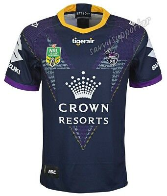 Melbourne Storm 2018 NRL Heritage Jersey Mens and Kids Sizes BNWT