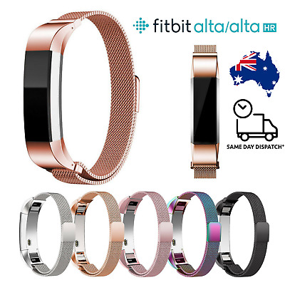 Replacement Strap For Fitbit ALTA Alta HR Milanese Band Wrist Watch Wristband
