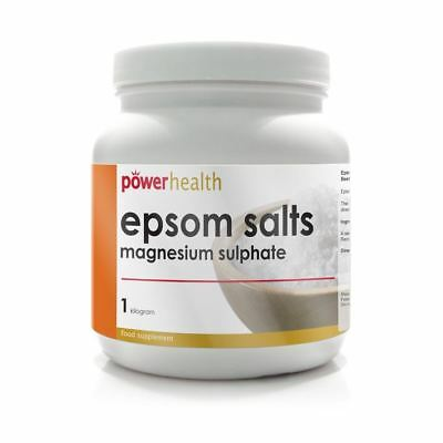 Power Health 'Epsom Salts 1Kg
