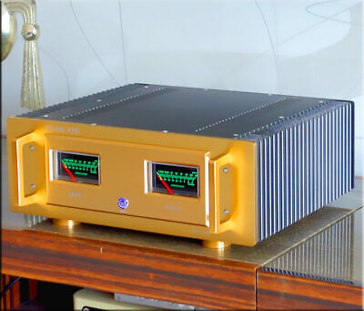 HiFi Pure Power Amplifier Class A /Class AB Stereo Audio Amp Refer to Accuphase
