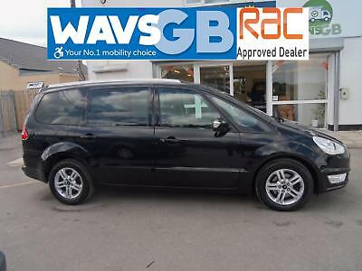 Ford Galaxy 2.0TDCi Zetec Mobility Wheelchair Access Vehicle Disabled WAV