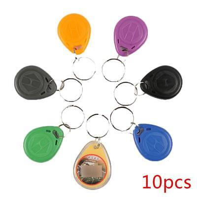10pcs T5577 RFID key fobs 125KHz ABS tags Access Card new