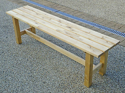 New Ikea Norden Bench - solid timber with clear finish (Melbourne pick up)