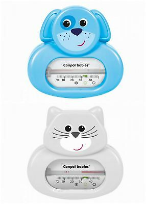 Floating Baby Bath Thermometer Safety Measure Water Temperature Hg free, Canpol