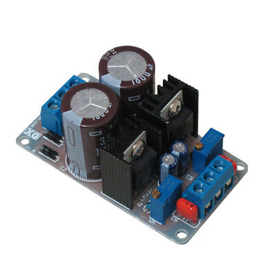 LM317T LM337T 317 337 Power Supply Dual Voltage Regulator Adjust Board DIY Kits