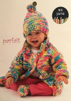 Baby Knitting Patterns Booklet