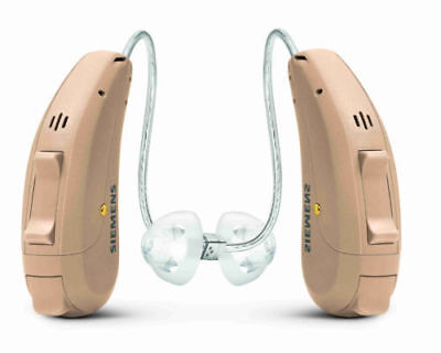 1PC (L OR R) Siemens Primax Pure 1 PX RIC 16 Channel Hearing Aids FAST SHIPPING