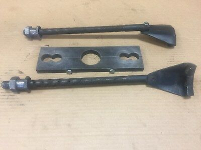 Otc 209665  Coil Spring Compressor And Removing Coil Springs Front Rear Struts