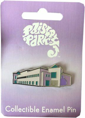 Prince Official Paisley Park Merchandise Enamel Pin Badge Studio Brand New IN ST
