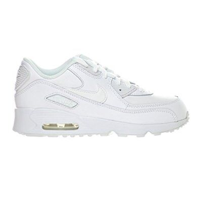 big sale 1cf7b 46012 Nike Air Max 90 LTR(PS) Little Kids Shoes WhiteWhite 833414-