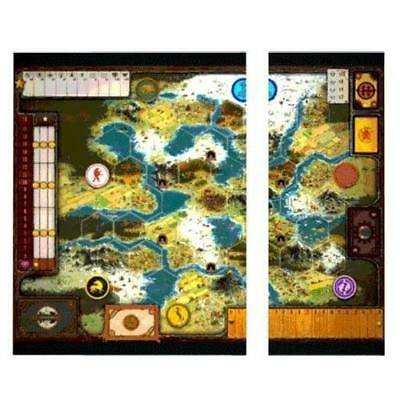Scythe: Game Board Extension - Brand New & Sealed