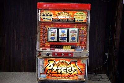 Azteca slot machine for sale self exclusion from gambling websites
