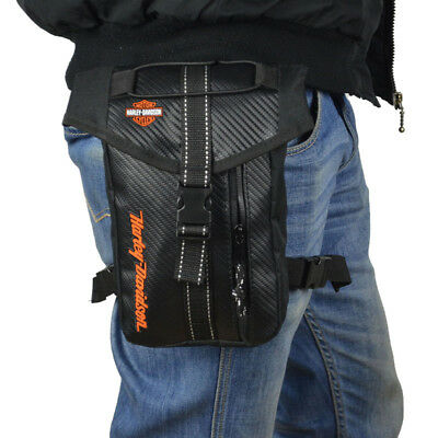 Oxford Waterproof Military Waist Leg Pack Multi Functional Motorcycle Cycling Fi