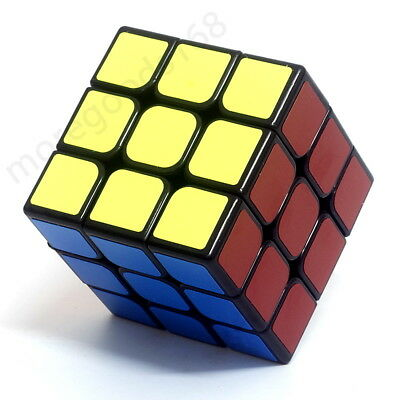 Magic Cube Game puzzle Classic 3x3x3 Smooth Speed Twist for Child Christmas Gift