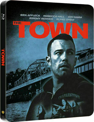 The Town - Limited Edition Steelbook [Blu-ray] New and Sealed!!