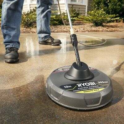 High Pressure Washer Surface Cleaner Attachment Clean Driveway Concrete 2000 PSI
