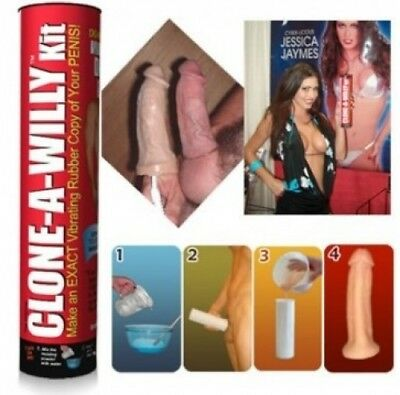 Clone a willy kit - Moulage de sexe